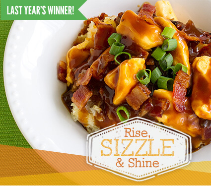 Rise Sizzle and Shine Recipe