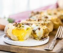 breakfast baked potatoes recipe