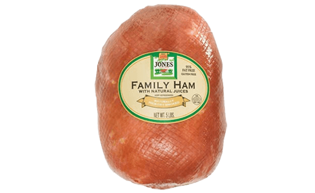 Ham Whole Family Fully Cooked