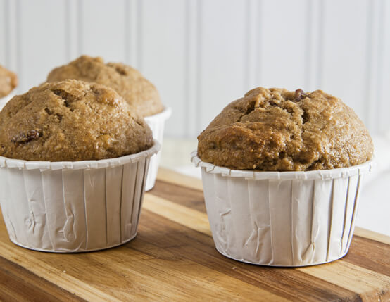 Nuttin' Better Muffins Recipe