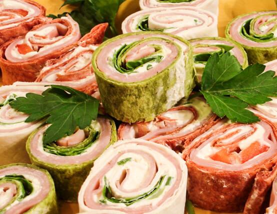 Ham Wraps Recipe