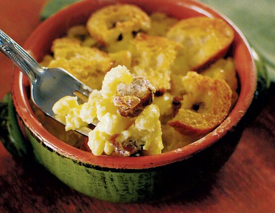 Breakfast Mac n' Cheese Recipe