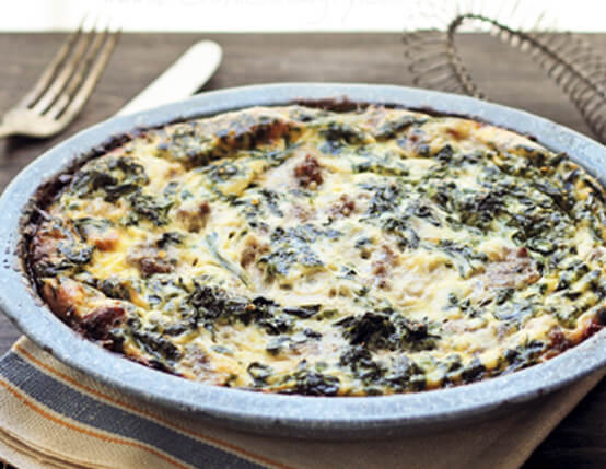Farmhouse Frittata Recipe