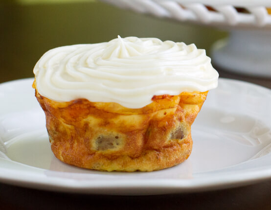 For Goodness Cake! Breakfast Cupcakes Recipe