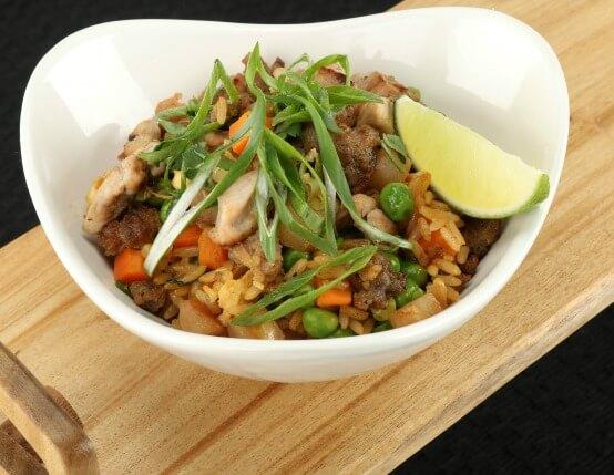 Pheasant Fried Rice Recipe