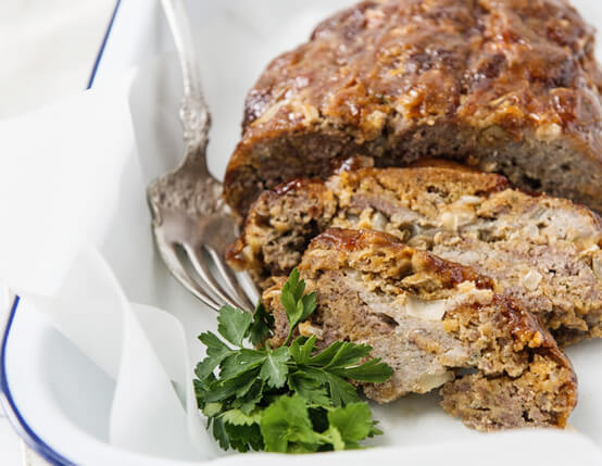 Sausage Meat Loaf Recipe