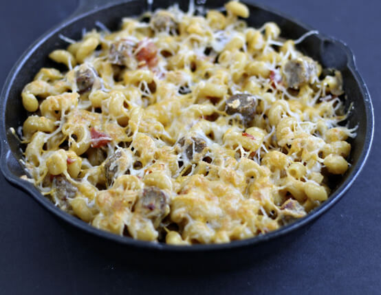 Spicy Turkey Sausage Pasta Recipe