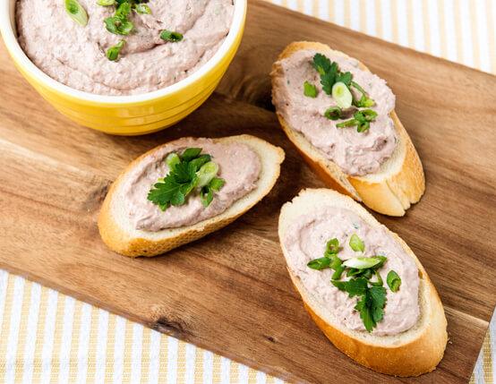 Creamy Braunschweiger Dip Recipe