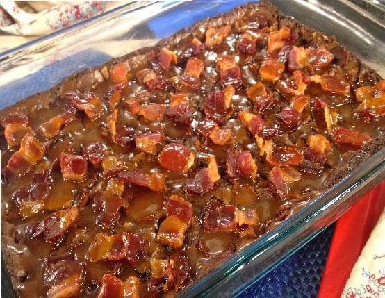 Bacon Bourbon Brownie Web