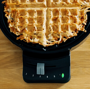 Hashbrown Waffle Iron