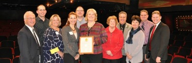 Jones Wins Fort Atkinson Area Chamber of Commerce 2015 Economic Contribution Award