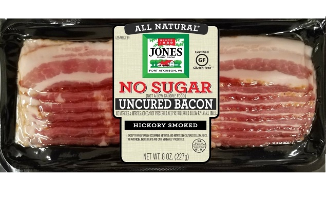 No Sugar Bacon