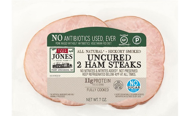 ABF Ham Steaks Twin Pack