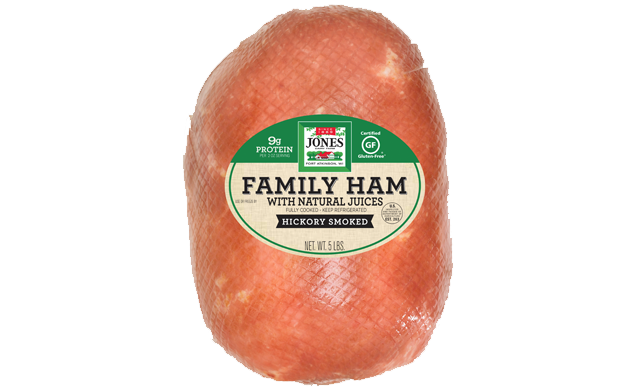 Boneless Hickory Smoked Ham