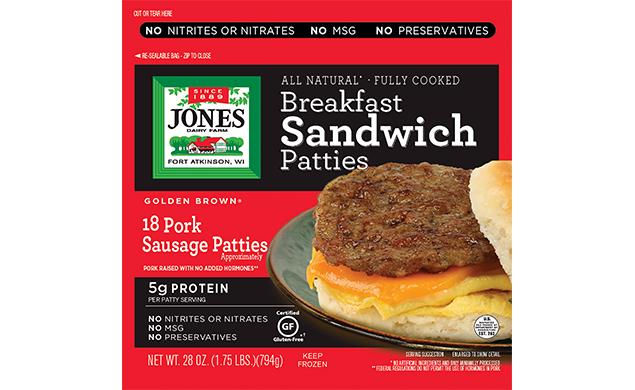 28 oz pork sandwich patties