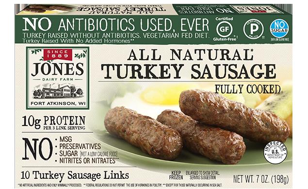 recipe: jones turkey sausage nutritional information [14]