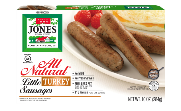 recipe: jones turkey sausage nutritional information [8]