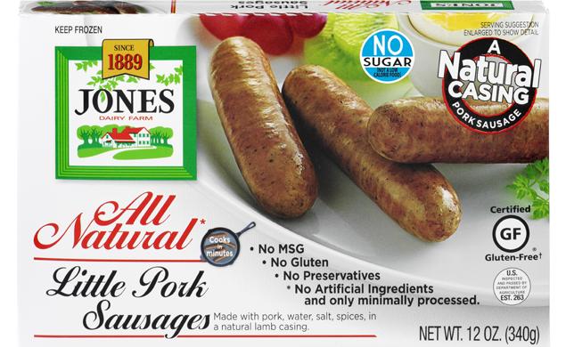 All Natural Pork Breakfast Sausage Links (Full Case)