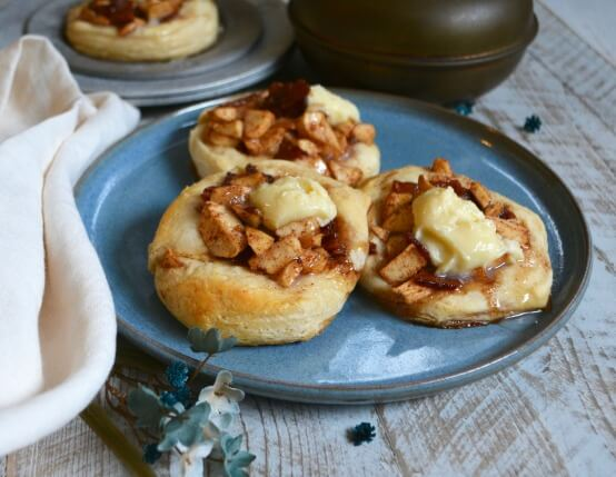 Apple Pie Bacon Danish Recipe
