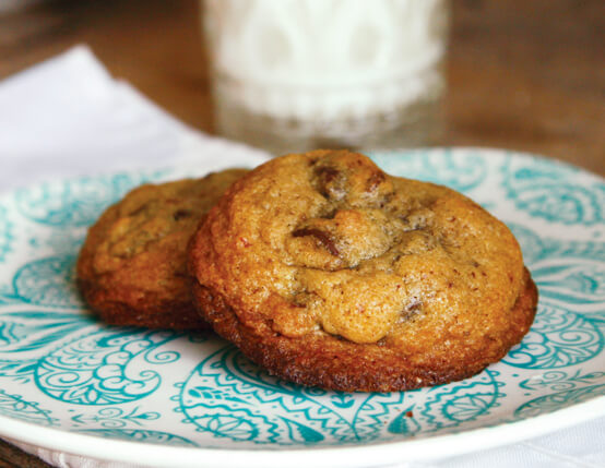 Bacon Chocolate Chunk Cookies Recipe