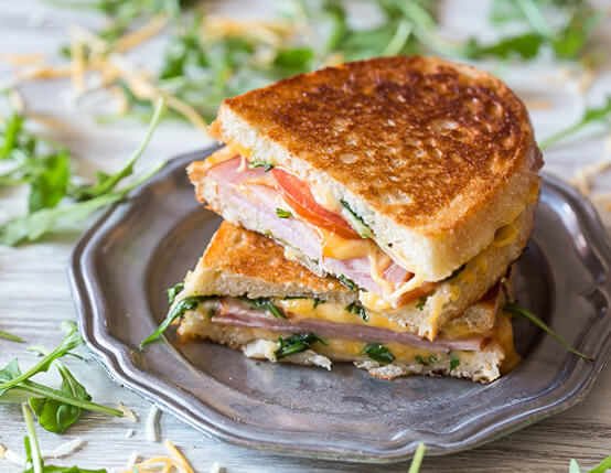 CBLT Grilled Cheese Recipe