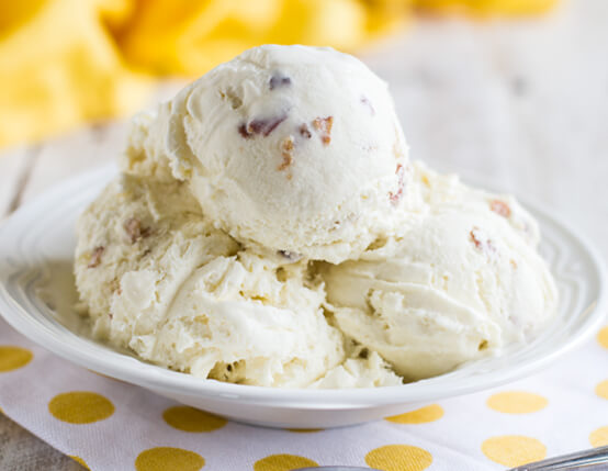 Maple Bacon Ice Cream Recipe
