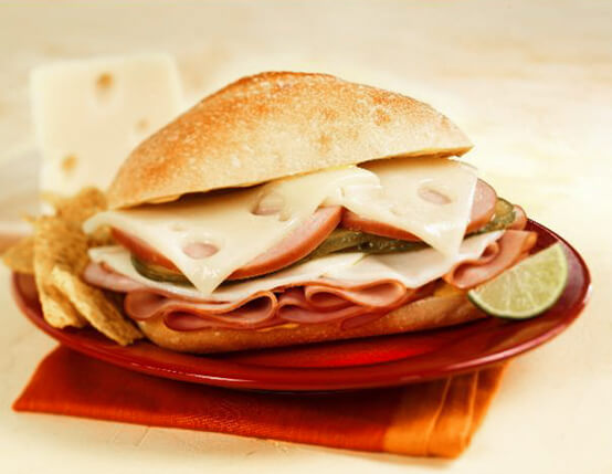 New Cuban Jones Ham & Wisconsin Cheese Sandwich Recipe