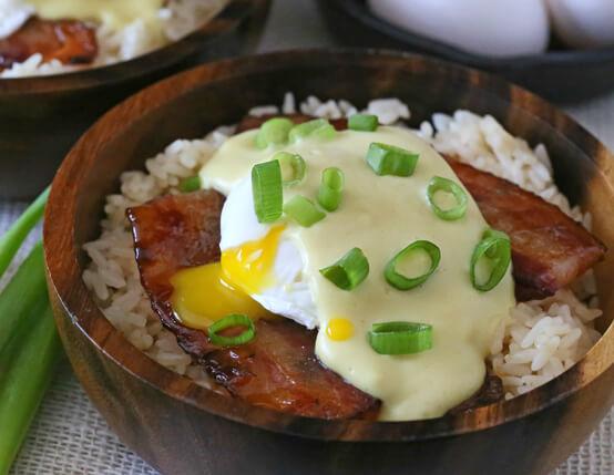 Tokyo Twister Breakfast Bowl Recipe