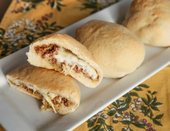 Venison and Ham Runza Recipe
