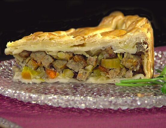 Hearty Harvest Breakfast Pie Recipe