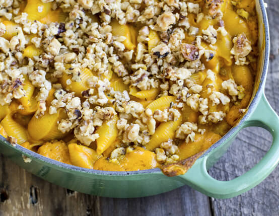 Pumpkin Sausage Mac and Cheese Recipe