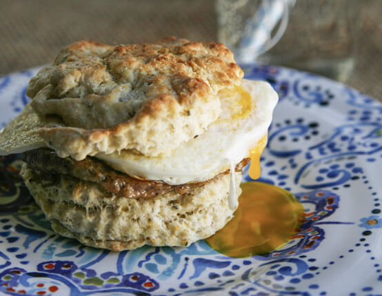 Sausage Egg Biscuit Recipe