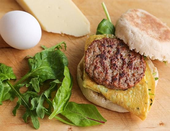 Turkey Egg Sandwich web