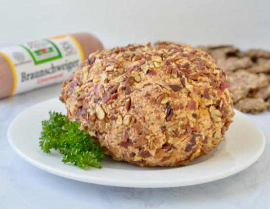 Braunschweiger Cheese Ball