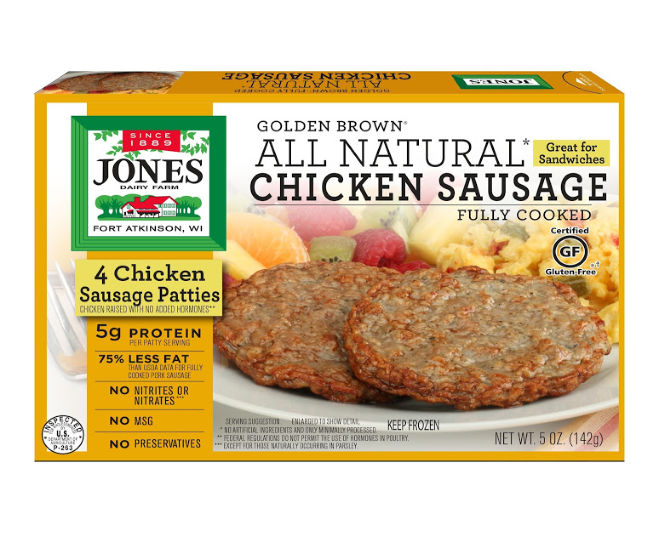 GB Chicken Sausage Patties (2)