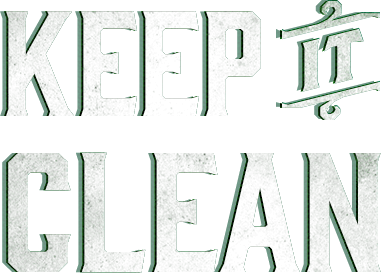 KeepItClean-tag