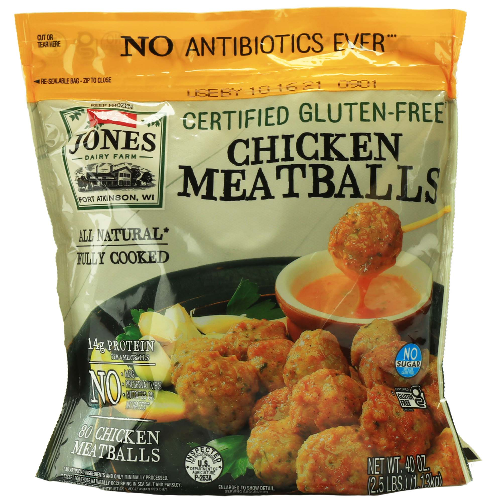 NAE Chicken Meatball