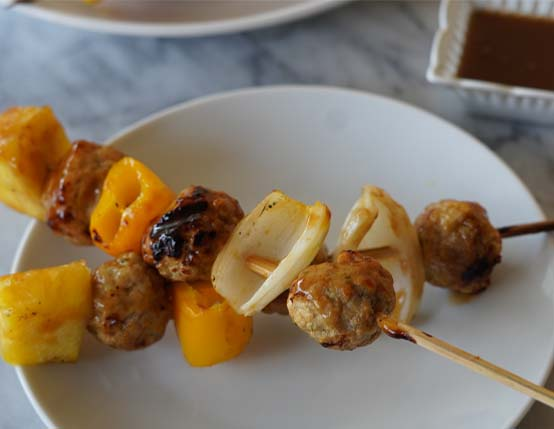 Sweet-Sour-Meatball-Skewers