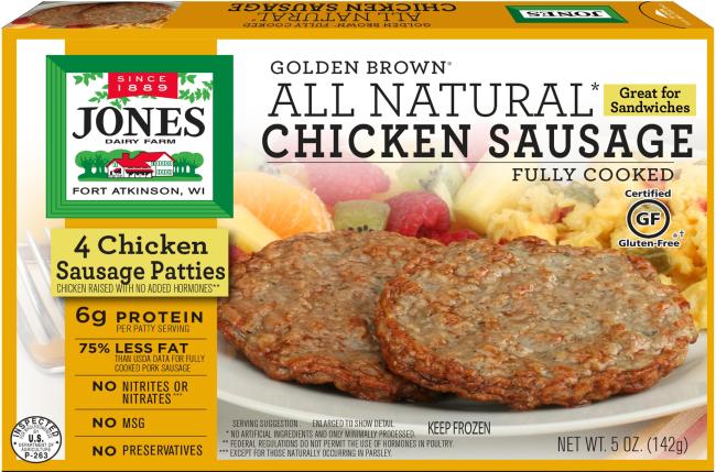 GB Chicken Patties